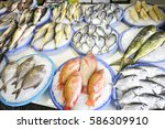 Market Sale Of Fish