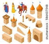 Medieval Castle Elements...