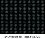 texture with rendering abstract ... | Shutterstock . vector #586598723
