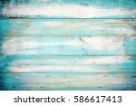 Vintage Beach Wood Background ...