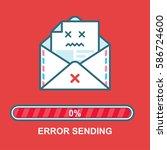 envelope emoji. flat...