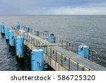 part of the pier in sellin on...