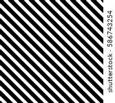 black diagonal lines. striped...   Shutterstock .eps vector #586743254