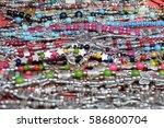 bracelets | Shutterstock . vector #586800704