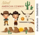American Cowboy Traditional...