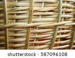 Wicker Basket Of Heather ...