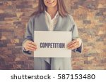 competition concept | Shutterstock . vector #587153480