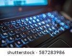 Laptop Keyboard Hi Tech Backlit