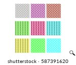 wallpaper  background  patterns ... | Shutterstock .eps vector #587391620