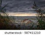 Black Sea. Sunset Holidays....