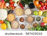 Fruits And Vegetables  Cereals...