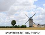 wind mill | Shutterstock . vector #58749040
