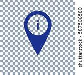 location information icon...
