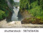 closeup detailed view of... | Shutterstock . vector #587656436