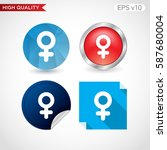 sex icon. button with sex icon. ...   Shutterstock .eps vector #587680004