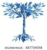Clip Art Hand Painted...