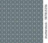 vector seamless pattern... | Shutterstock .eps vector #587815256
