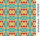 abstract pattern. texture for...   Shutterstock .eps vector #587830838
