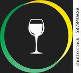 wineglass  vector  icon