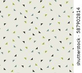 abstract seamless pattern with...   Shutterstock .eps vector #587902814