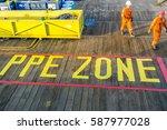Offshore Terengganu  Malaysia....