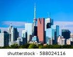 Beautiful Toronto City Skyline...