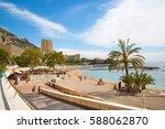 monaco  monte carlo   september ... | Shutterstock . vector #588062870