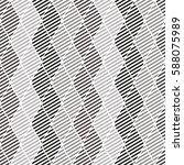 seamless vector abstract... | Shutterstock .eps vector #588075989