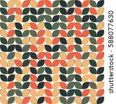 geometric seamless pattern...   Shutterstock .eps vector #588077630