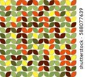 geometric seamless pattern...   Shutterstock .eps vector #588077639