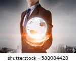 our innnovative technologies... | Shutterstock . vector #588084428