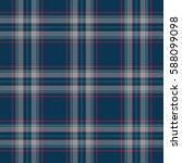 tartan seamless pattern... | Shutterstock .eps vector #588099098