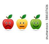 Feedback Apple Emoticon Flat...