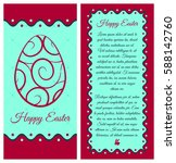 """happy easter"" greeting card.... 