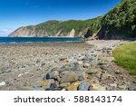 North Devon Coast Near The...