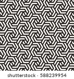 vector seamless pattern with... | Shutterstock .eps vector #588239954