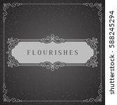royal logo design template...   Shutterstock .eps vector #588245294
