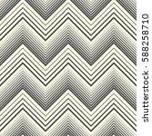 seamless zig zag pattern.... | Shutterstock .eps vector #588258710