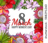 Happy Womens Day  8 March...