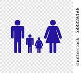 family icon set vector. vector. ...