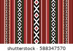 detailed vertical motif... | Shutterstock .eps vector #588347570