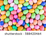 The Colorful Easter Eggs...