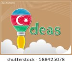 idea concept  made from the... | Shutterstock .eps vector #588425078