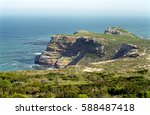 cape of good hope  cape of good ... | Shutterstock . vector #588487418