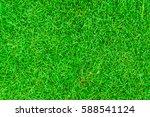green grass field natural...   Shutterstock . vector #588541124
