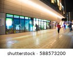blur image of convenience store ...   Shutterstock . vector #588573200