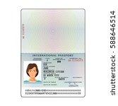 Vector International Passport...