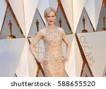nicole kidman at the 89th... | Shutterstock . vector #588655520