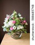 Wedding Flower Arrangement Of...