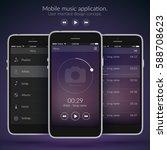mobile user interface design...